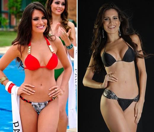 Miss Brasil - Kamilla Salgado
