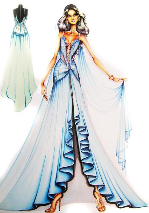 Vestido Kamilla Salgado
