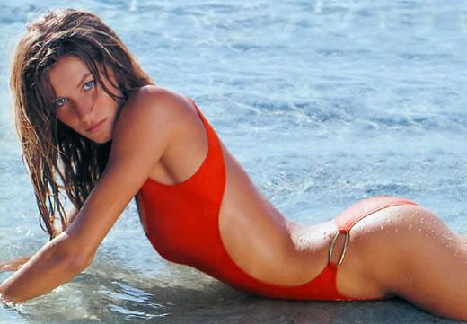 Gisele Bundchen de bikini