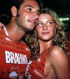Gisele Bundchen e Rodrigo Santoro