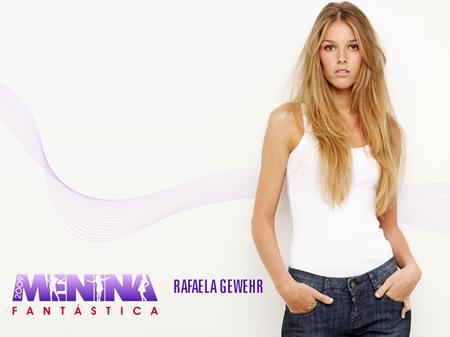Menina Fantástica - Rafaela Gewehr