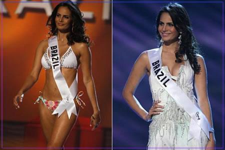 Miss Brasil - Larissa Costa