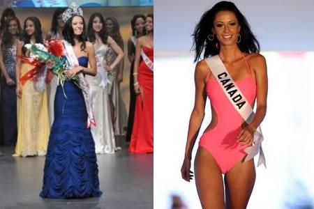 Miss Canadá - Mariana Valente