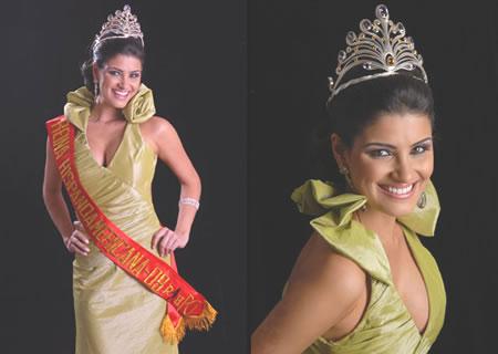 Miss Hispano Americana - Vivian Noronha