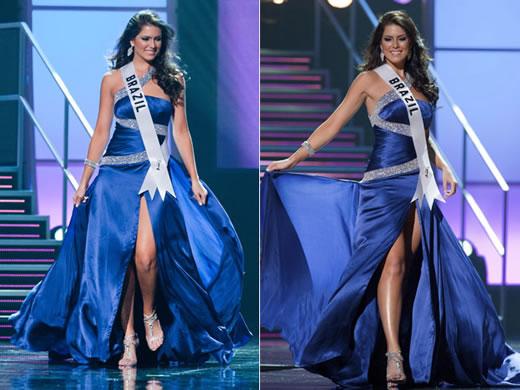 Vestidos Miss Universo