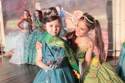 Mini Miss Cinderela Brasil 2010-2011