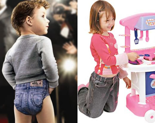 Catálogo Modelo Infantil