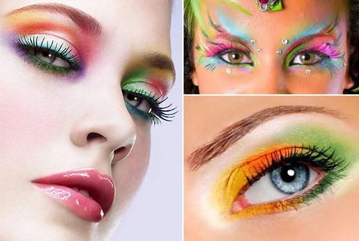 Maquiagem Carnaval 2011