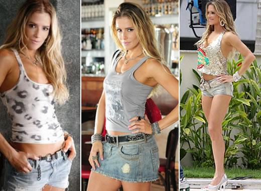 Natalie Insensato Coração - Deborah Secco