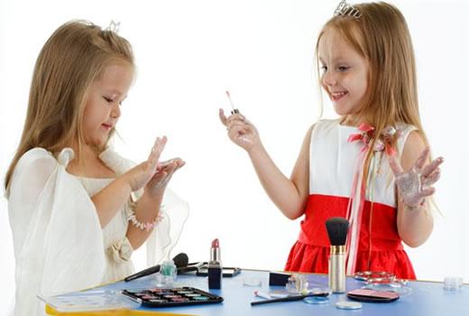 Maquiagem Criança