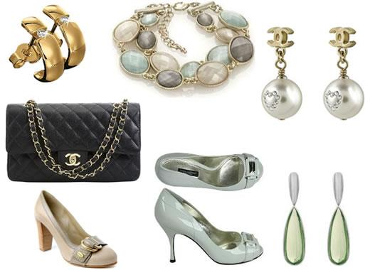 Bolsas - Sapatos - Joias - Social