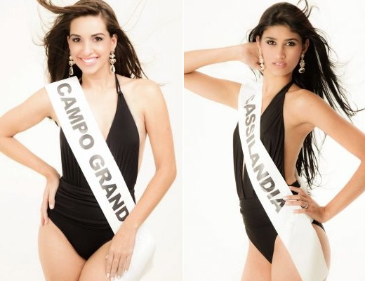Candidatas do Miss Mato Grosso do Sul