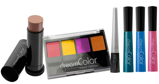 Maquiagem Dream Color Collection