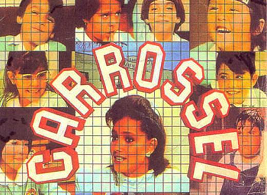 Novela Carrossel - Brasil