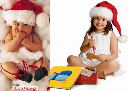 Crianças - Campanha de Natal