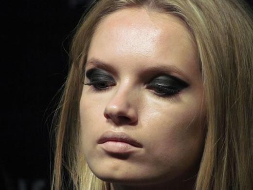 Maquiagem de Modelo