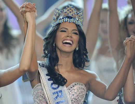Vencedora do Miss Mundo 2011