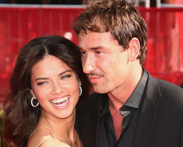 Adriana Lima e seu Marido Marko Jaric