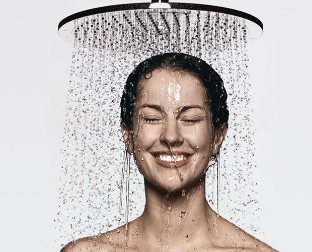 Banho Quente no Inverno
