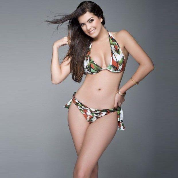 Andressa Mello Gaucha Miss