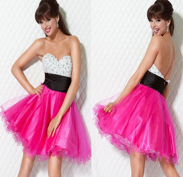 Vestido Rosa para Formatura