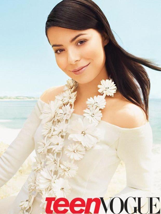 Miranda Cosgrove na Teen Vogue