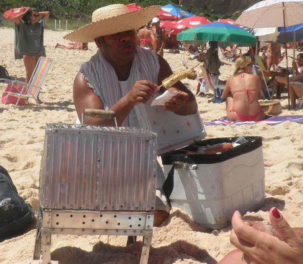 Comidas de Praia