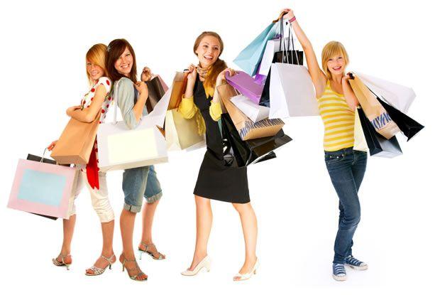 Compras com Personal Shoppers