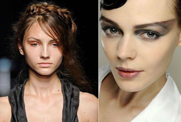 Maquiagem de Alta Costura de Paris