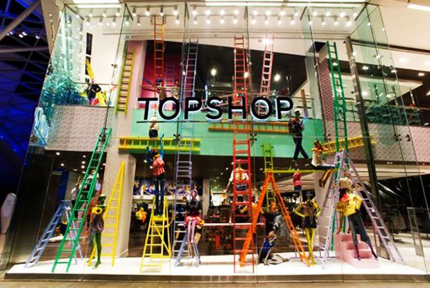 TopShop em São Paulo