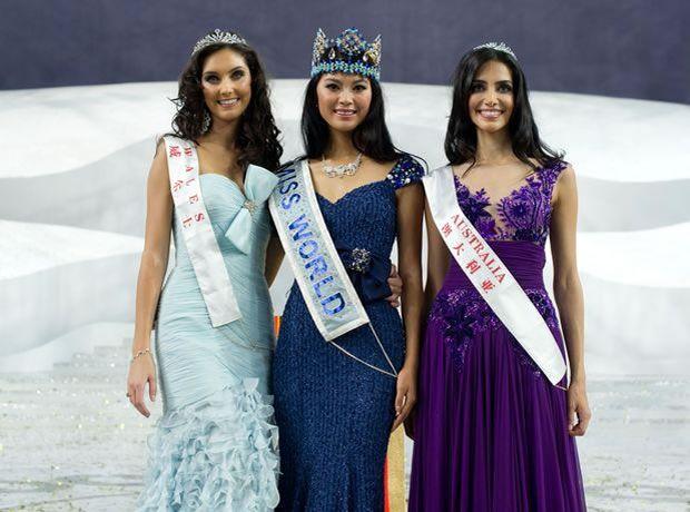 Concurso de Miss 2012