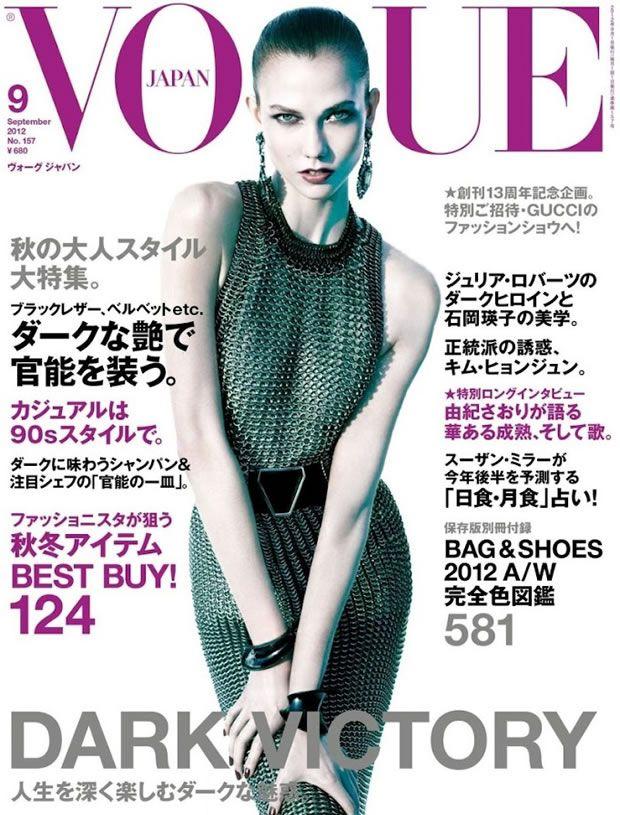 Vogue Japão Setembro