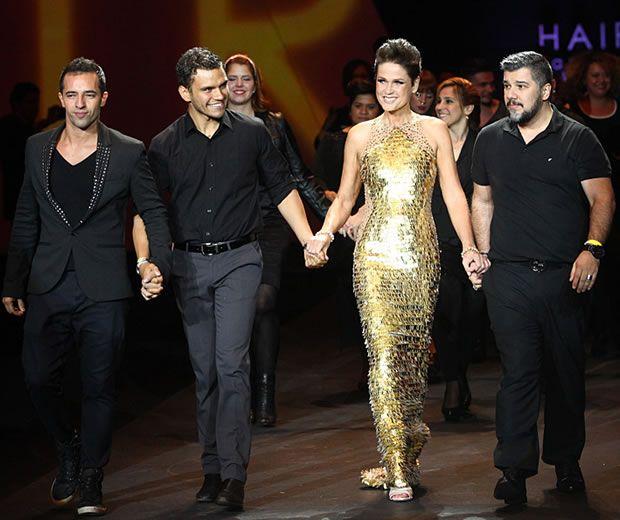 Xuxa Hair Fashion Show