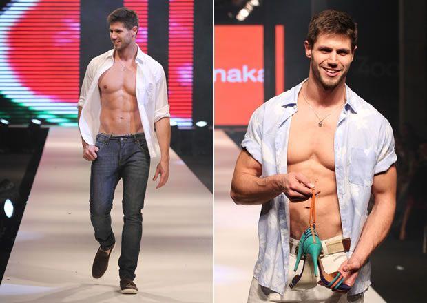 Jonas Desfilando - SLZ Fashion