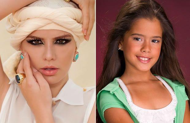 Concurso de Modelo Capa Mix 12/2012