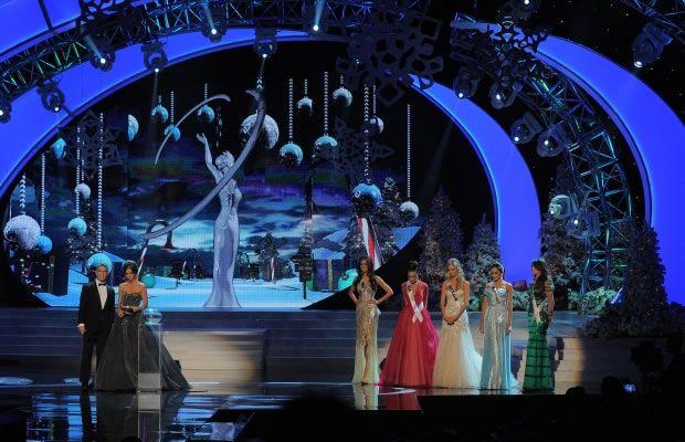Concurso Miss Universo 2012