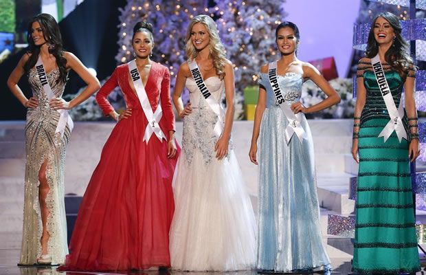 Final do Miss Universo 2012