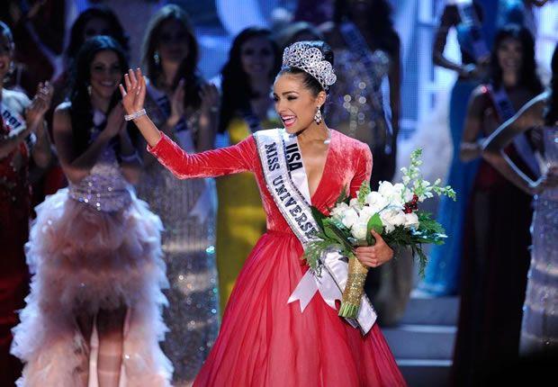 USA Miss Universo 2012
