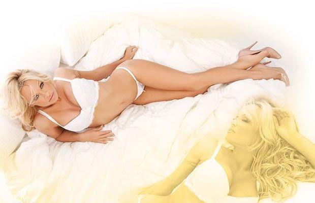 Ensaio Pamela Anderson