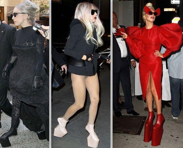 Salto Fantasma Lady Gaga