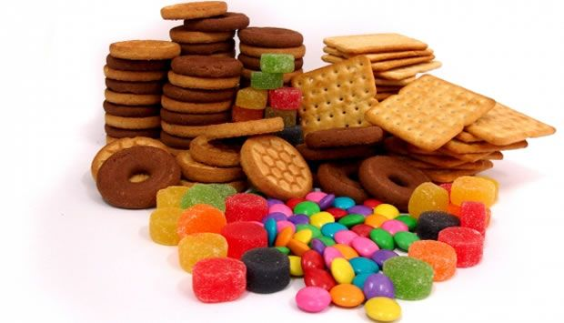 Alimentos com Aditivos Artificiais