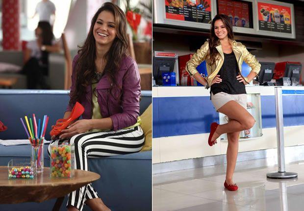 Bruna Marquezine para Zaxy Like a Diva