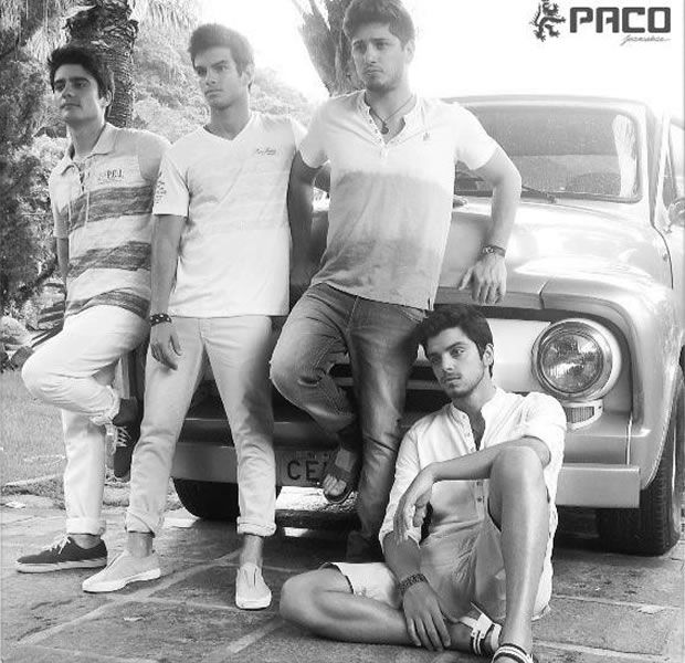 Campanha Paco Jeanswear
