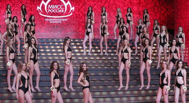 Candidatas Miss Rússia 2013