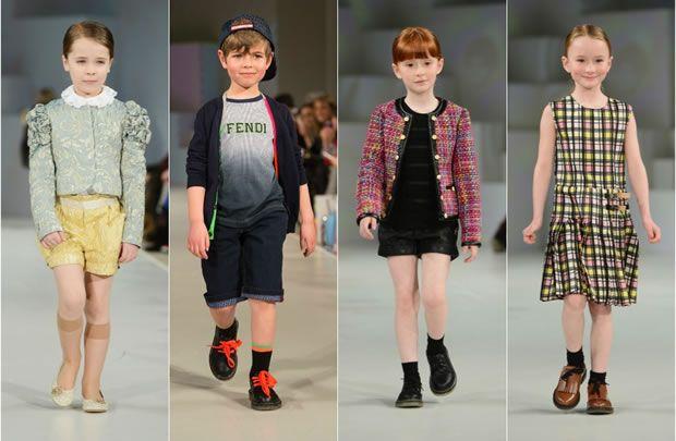 Desfiles Kids Fashion Week