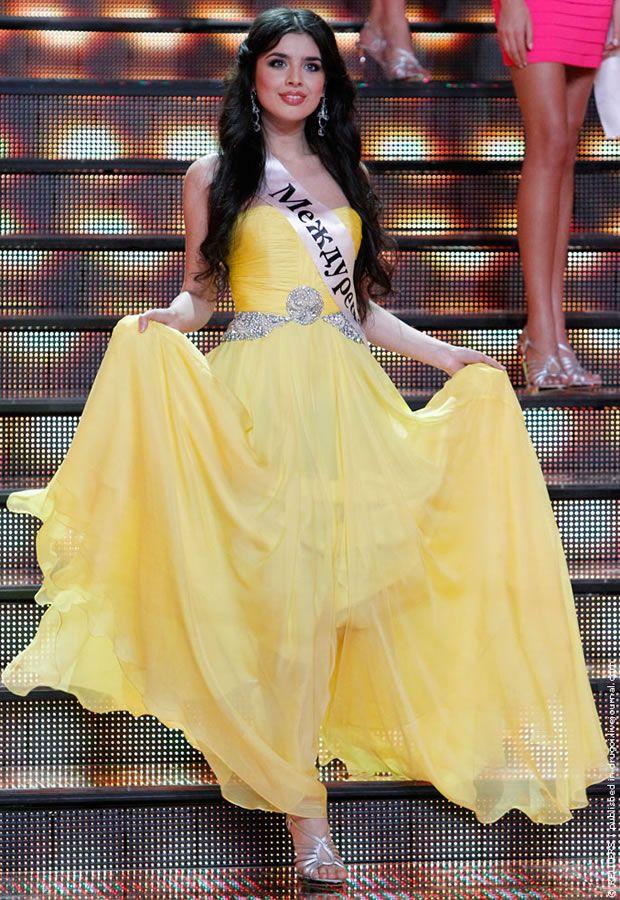 Elmira Abdrazakova Miss Rússia 2013