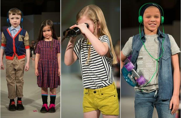 Little Marc Jacobs e John Galliano Kids