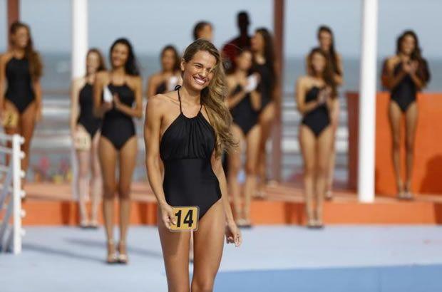 Vencedora Garota Verão 2013