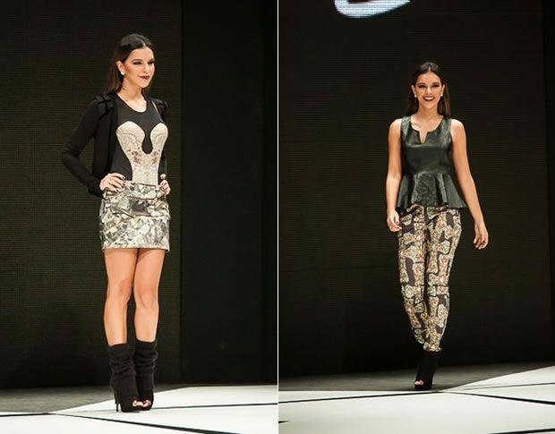 Mariana Rios no Donna Fashion Iguatemi