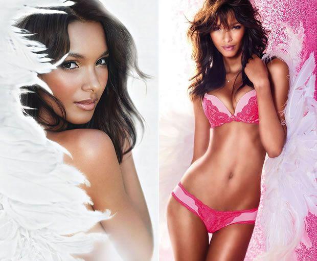 Lais Ribeiro Lingerie Victoria's Secret